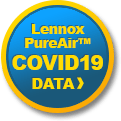 Lennox PureAir COVID19 Data