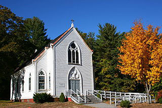 Sacred Heart Church in Newfields, NH