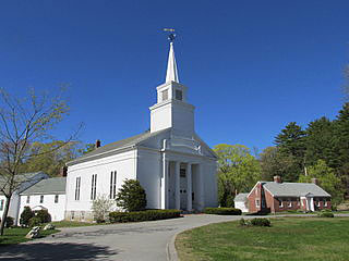 2cd Con Church, Boxford, MA. Photo by John Phelan.