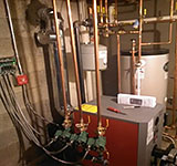 Boiler Replacement Project - Boxford, MA