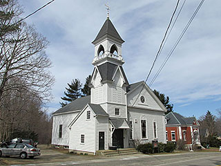 Community Parish House, Greenland, NH