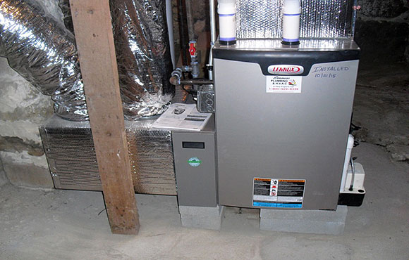 Furnace Replacement Project - Rowley, MA
