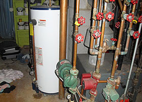 Water Heater Replacement Project - Haverhill, MA