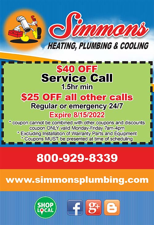 Simmons Special Offers