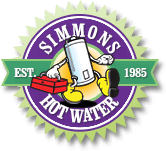 Simmons Hot Water Est. 1985